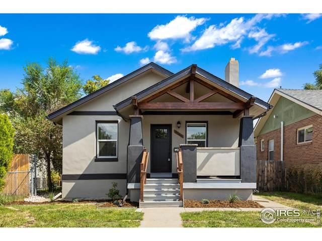 3546 N Garfield St, Denver, CO 80205 (MLS #951217) :: RE/MAX Elevate Louisville