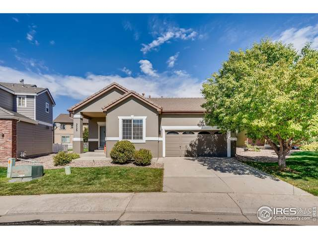 3529 E 140th Ave, Thornton, CO 80602 (MLS #951229) :: Downtown Real Estate Partners