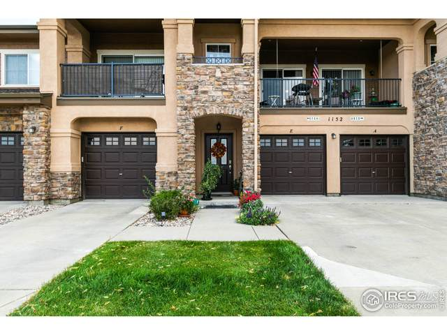 1152 Olympia Ave I, Longmont, CO 80504 (MLS #951231) :: Find Colorado Real Estate