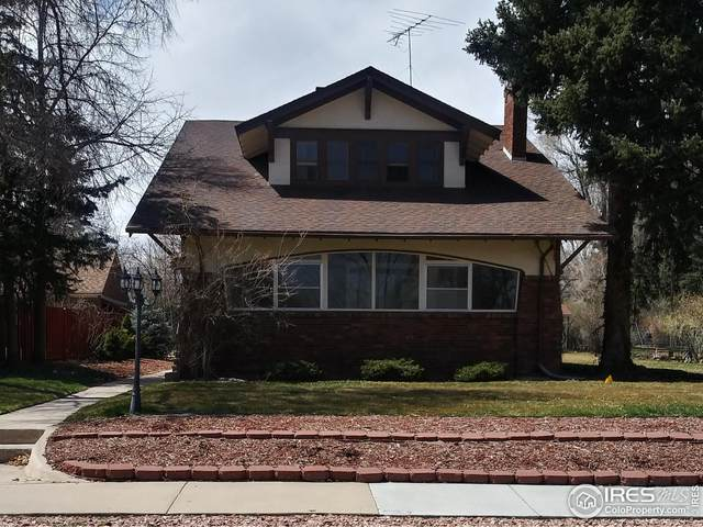 1721 13th Ave, Greeley, CO 80631 (MLS #951239) :: Downtown Real Estate Partners
