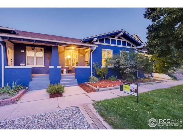 370 N Sherman St, Denver, CO 80203 (MLS #951247) :: RE/MAX Elevate Louisville