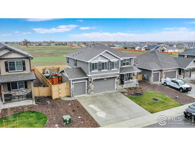 3200 Smoky Meadow Rd, Wellington, CO 80549 (MLS #951249) :: Downtown Real Estate Partners