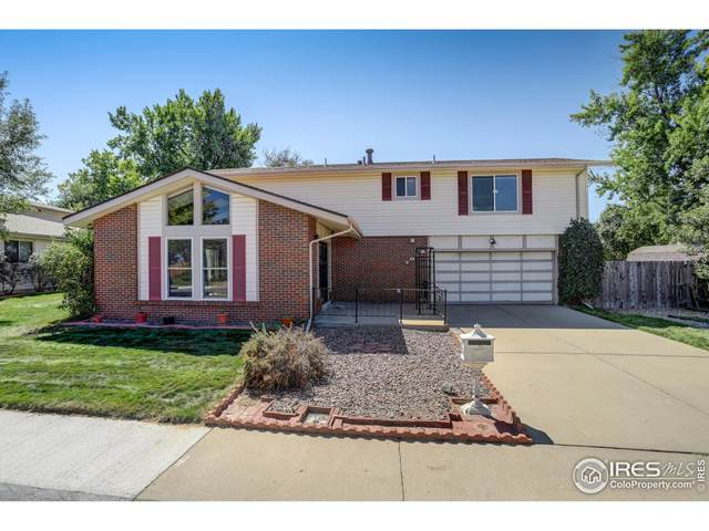7872 Everett Way, Arvada, CO 80005 (MLS #951252) :: Downtown Real Estate Partners