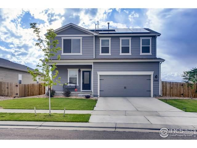 7205 Shavano Ave, Frederick, CO 80504 (MLS #951259) :: Tracy's Team