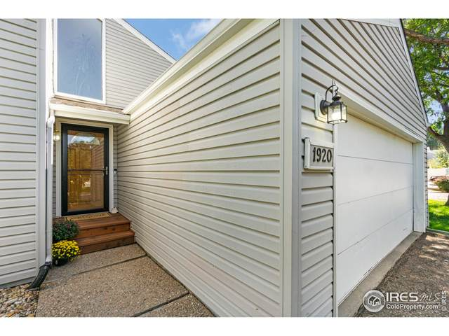1920 29th Ave, Greeley, CO 80634 (MLS #951274) :: The Sam Biller Home Team