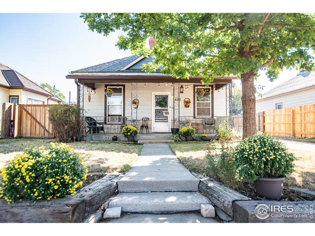 425 Maple Ave, Eaton, CO 80615 (MLS #951279) :: Downtown Real Estate Partners