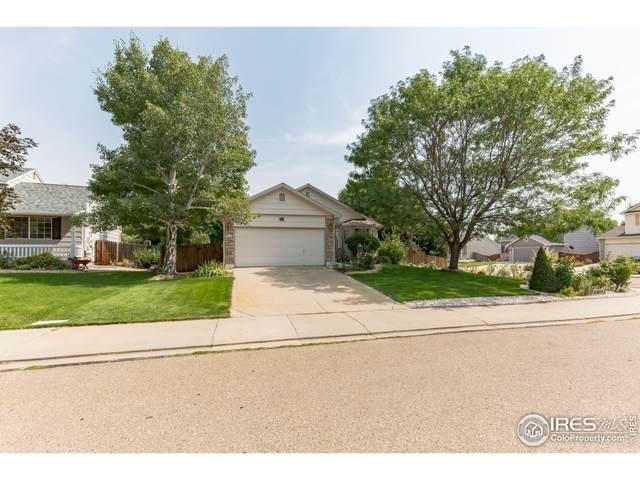 1302 Laurel Ct, Longmont, CO 80504 (MLS #951284) :: J2 Real Estate Group at Remax Alliance