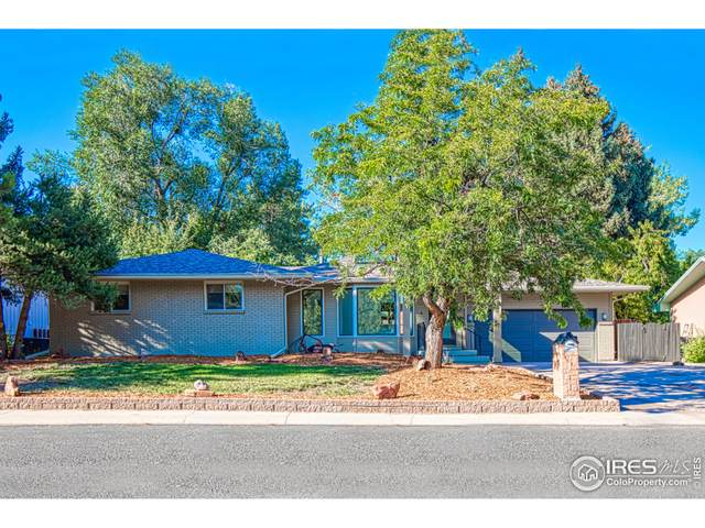 1708 Concord Dr, Fort Collins, CO 80526 (MLS #951289) :: RE/MAX Elevate Louisville