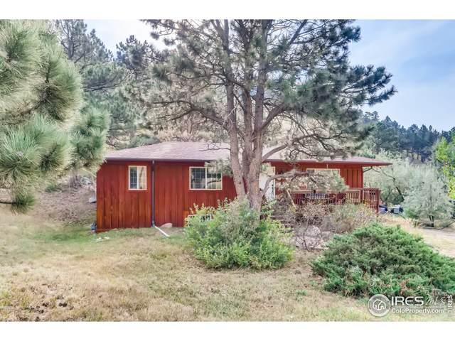 5400 Olde Stage Rd, Boulder, CO 80302 (MLS #951300) :: The Sam Biller Home Team