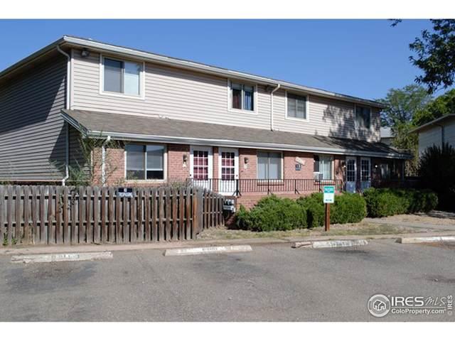 3566 Butternut Dr A, B, C, D, Loveland, CO 80538 (MLS #951304) :: Find Colorado Real Estate