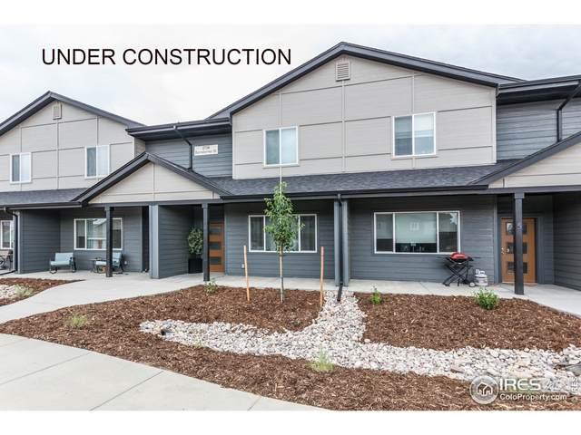 2826 Barnstormer St #5, Fort Collins, CO 80524 (MLS #951309) :: The Sam Biller Home Team