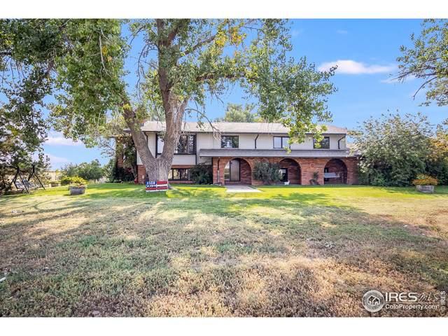 33899 County Road 55, Gill, CO 80624 (MLS #951316) :: Find Colorado