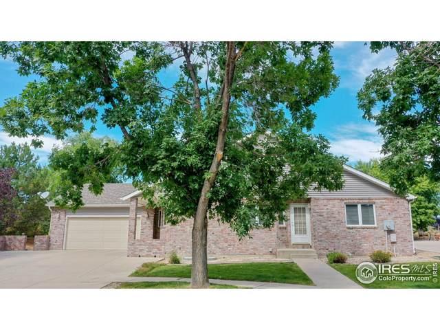 2102 Sherwood Forest Ct, Fort Collins, CO 80524 (MLS #951332) :: The Sam Biller Home Team