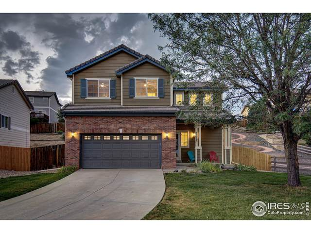 10263 Hadrian Ct, Parker, CO 80134 (MLS #951338) :: You 1st Realty