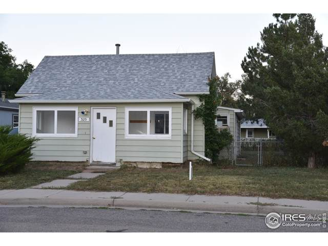 325 Pierce St, Erie, CO 80516 (#951354) :: The Griffith Home Team