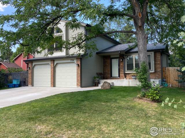 724 Dennison Ave, Fort Collins, CO 80526 (MLS #951357) :: Wheelhouse Realty