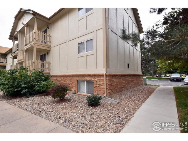 1024 E Swallow Rd #234, Fort Collins, CO 80525 (MLS #951368) :: Wheelhouse Realty