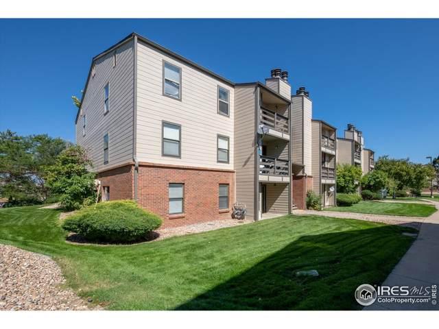 479 Wright St #101, Lakewood, CO 80228 (MLS #951380) :: Wheelhouse Realty