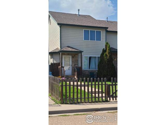 117 Harriet  #A Ave, Milliken, CO 80543 (MLS #951398) :: J2 Real Estate Group at Remax Alliance