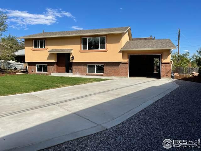 7574 Heather Pl, Denver, CO 80221 (MLS #951400) :: Coldwell Banker Plains