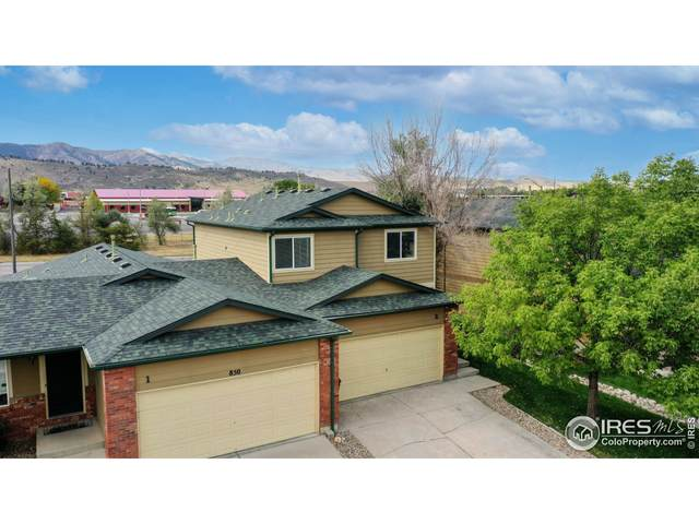 850 S Overland Trail, Fort Collins, CO 80521 (MLS #951413) :: RE/MAX Alliance