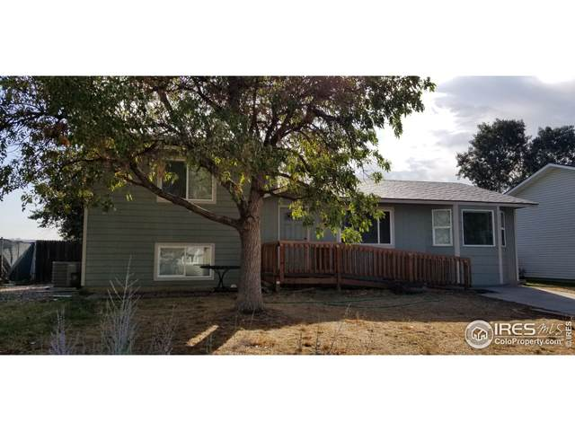 1212 Moore Dr, Gilcrest, CO 80623 (MLS #951415) :: J2 Real Estate Group at Remax Alliance