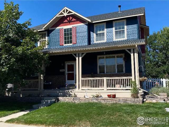 2320 Whistler Dr, Longmont, CO 80504 (MLS #951416) :: Kittle Real Estate