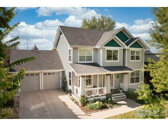 1202 Allen Ave, Erie, CO 80516 (#951420) :: The Griffith Home Team