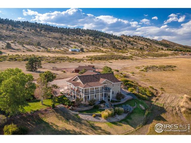 105 N County Road 29, Loveland, CO 80537 (MLS #951421) :: Downtown Real Estate Partners
