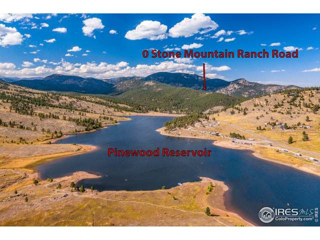 0 Stone Mountain Ranch Rd, Loveland, CO 80537 (MLS #951422) :: Tracy's Team