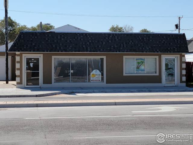 721 W Main St, Sterling, CO 80751 (MLS #951425) :: You 1st Realty