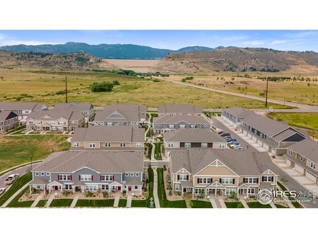 3027 Knolls End Dr #3, Fort Collins, CO 80526 (#951427) :: James Crocker Team