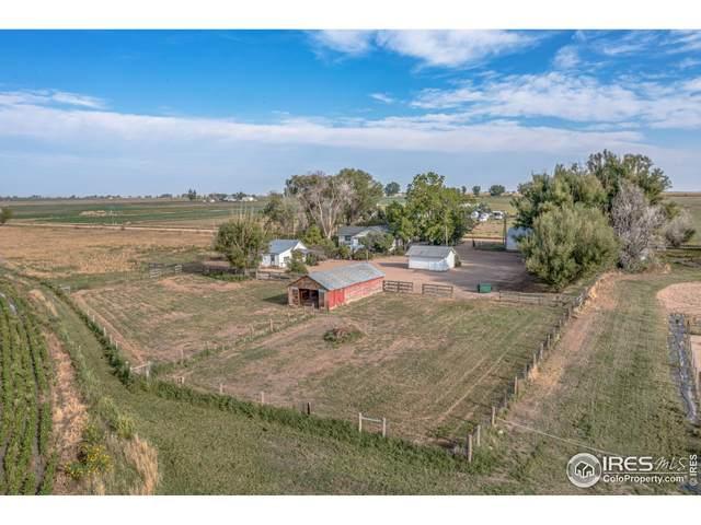 24328 County Road 76, Eaton, CO 80615 (#951429) :: iHomes Colorado
