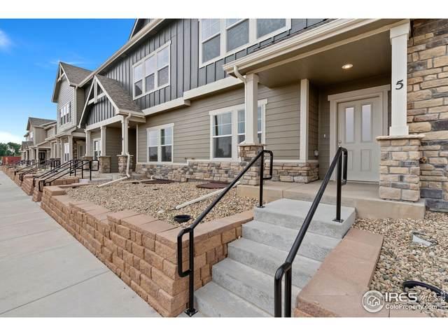 3039 Upland Dr #2, Fort Collins, CO 80526 (MLS #951434) :: Coldwell Banker Plains
