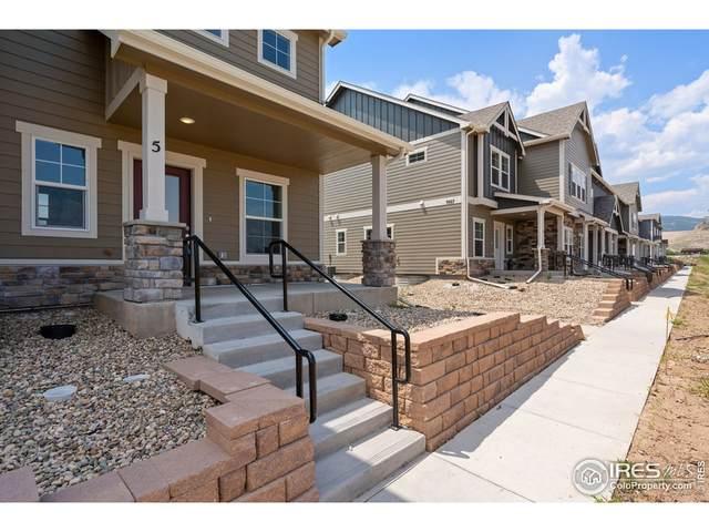 2421 Ridge Top Dr #1, Fort Collins, CO 80526 (#951436) :: James Crocker Team