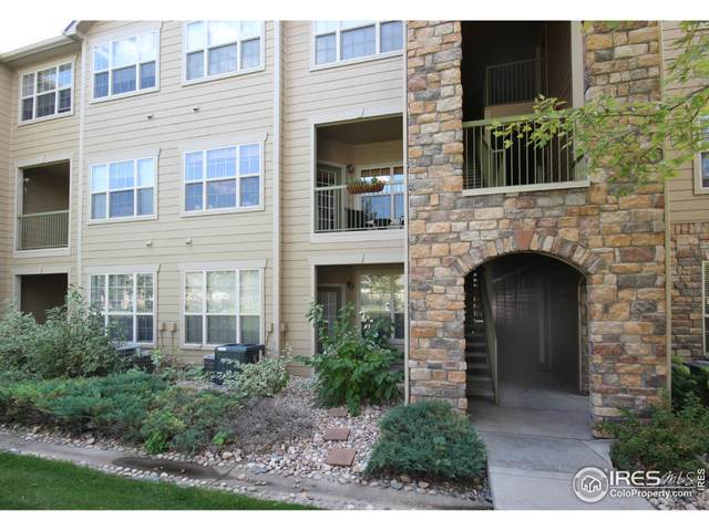 5620 Fossil Creek Pkwy #204, Fort Collins, CO 80525 (MLS #951440) :: Coldwell Banker Plains