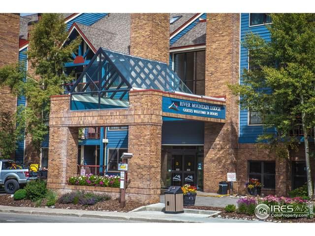 100 S. Park Ave 407W, Breckenridge, CO 80424 (MLS #951454) :: RE/MAX Elevate Louisville