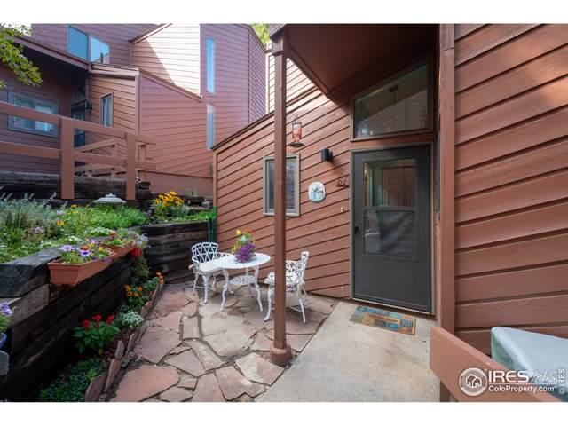 1050 S Saint Vrain Ave #1, Estes Park, CO 80517 (MLS #951466) :: Kittle Real Estate