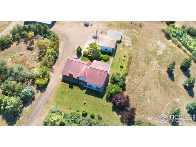 26472 County Road Ee, Snyder, CO 80750 (#951471) :: iHomes Colorado