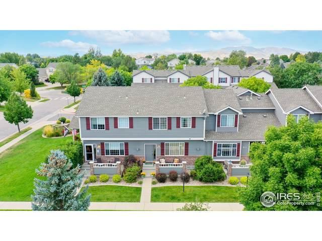 408 Strasburg Dr #14, Fort Collins, CO 80525 (MLS #951472) :: Downtown Real Estate Partners