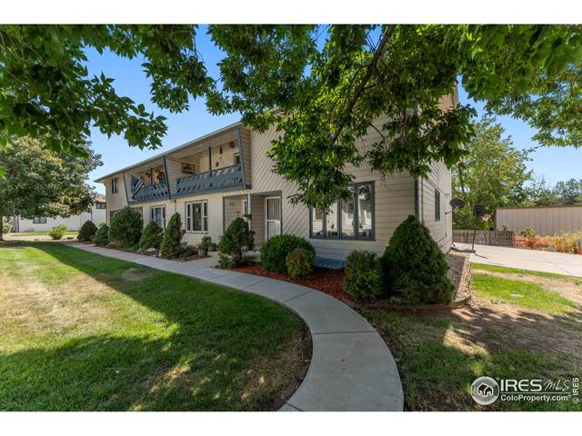2123 Meadow Ct #2123, Longmont, CO 80501 (MLS #951482) :: You 1st Realty