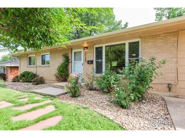 2120 Floral Dr, Boulder, CO 80304 (#951483) :: Symbio Denver