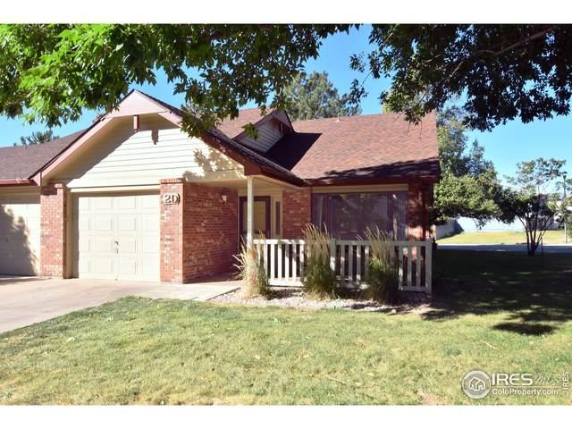 4560 Larkbunting Dr 2D, Fort Collins, CO 80526 (MLS #951487) :: Kittle Real Estate