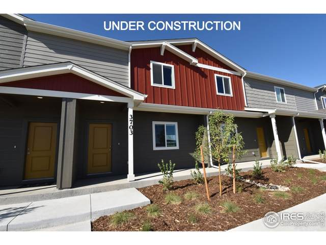 3651 Ronald Reagan Ave, Wellington, CO 80549 (MLS #951495) :: Kittle Real Estate