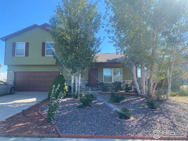 210 N 22nd Ave, Greeley, CO 80631 (MLS #951500) :: Coldwell Banker Plains