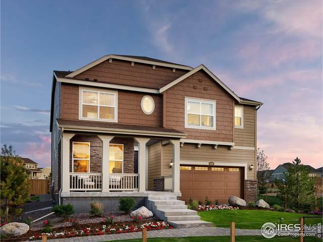 5198 E 144th Pl, Thornton, CO 80602 (#951501) :: iHomes Colorado