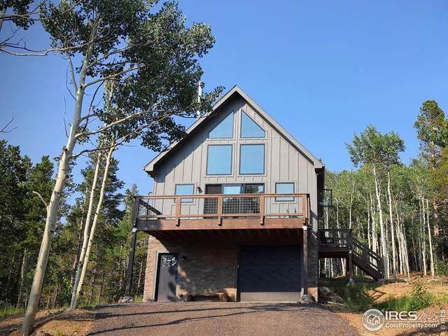 140 Weasel Way, Black Hawk, CO 80422 (#951508) :: Kimberly Austin Properties