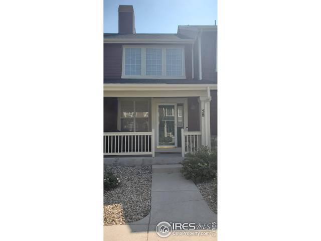 6608 W 3rd St #58, Greeley, CO 80634 (MLS #951511) :: Downtown Real Estate Partners