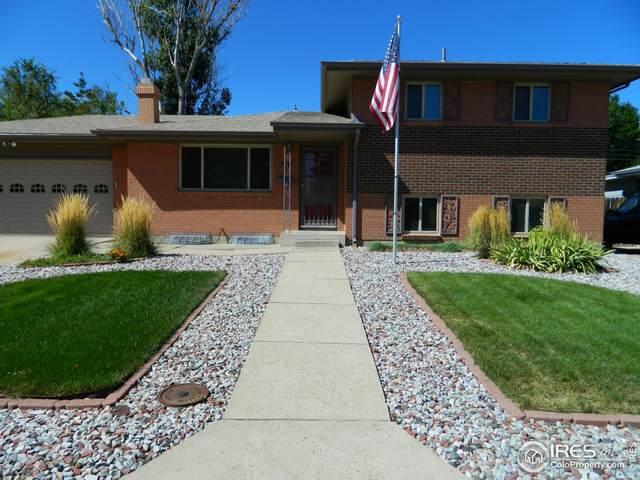 1503 30th Ave, Greeley, CO 80634 (#951520) :: iHomes Colorado
