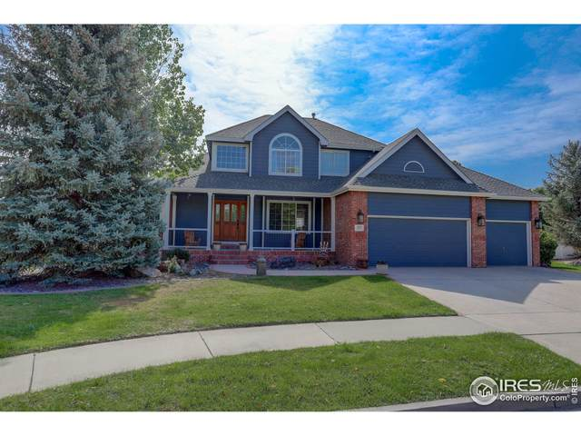 231 Cattail Bay, Windsor, CO 80550 (#951530) :: iHomes Colorado